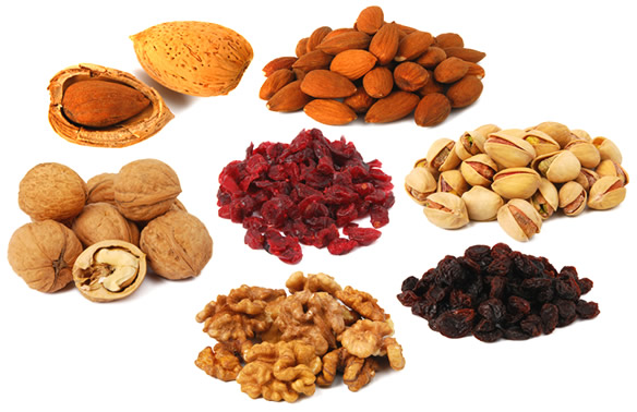 Sky Pacific Limited - North American nuts and dried fruit